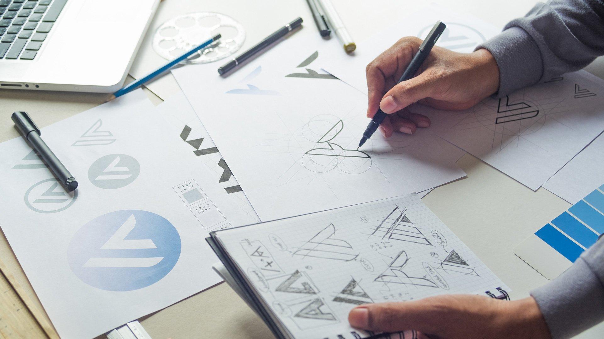 Logo Design Bull Media